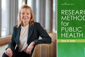 New Text by Eyler Focuses on Public Health Research Skills