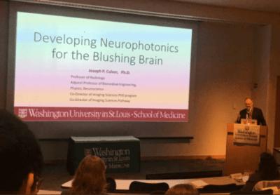 Dr. Joe Culver installed as Sherwood Moore Professor of Radiology