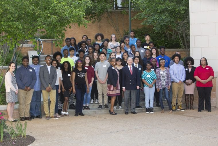 Washington University in St. Louis announces CollegePrep scholars