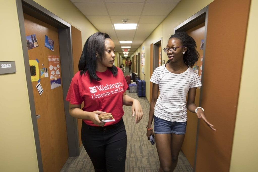 College Prep scholars join the Class of 2021