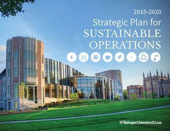 The cover of the Strategic Plan.