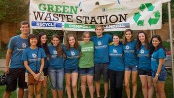WashU Green Ambassador