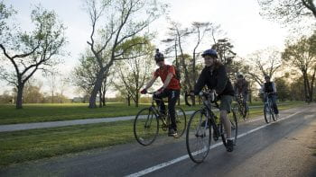 This Spring, Active Transportation is the Way to Go