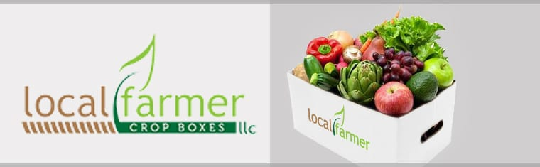 Local Farmers Crop Box
