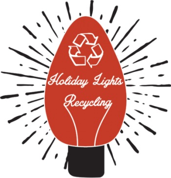 Holiday Lights Recycling Drive