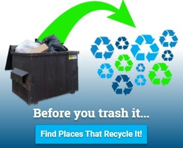 New Tool: Find Recycling Locations for Hard to Recycle Items ... on
