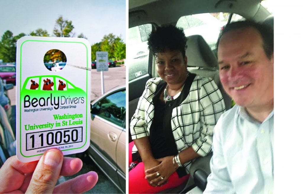 Commuter Profile: Carpoolers James and Kaslina