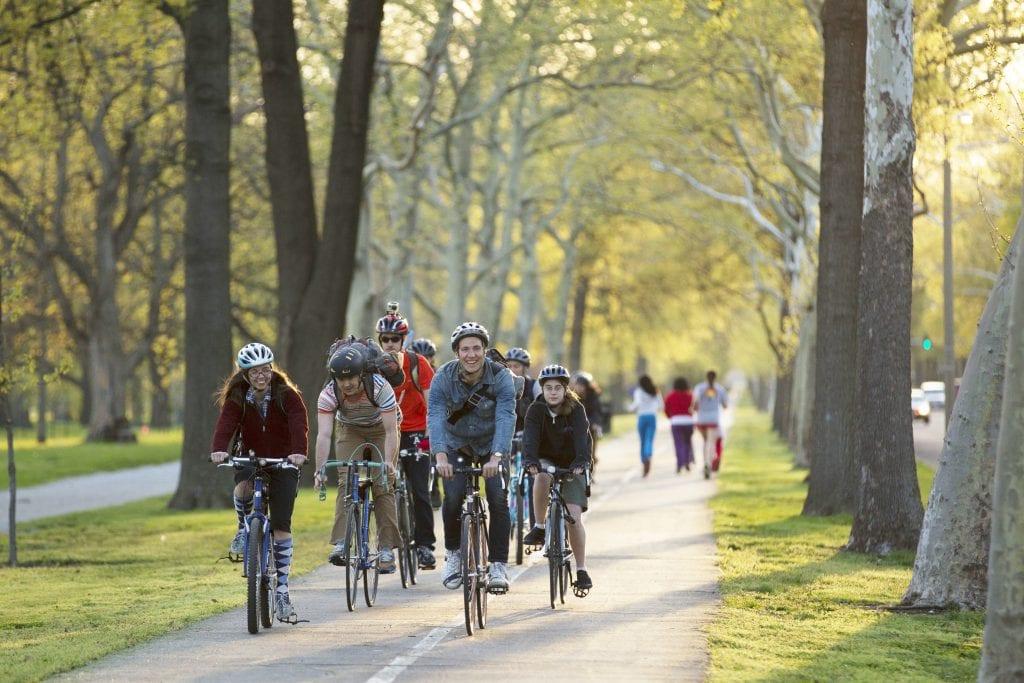 Announcement: Bike Commuter Buddy System