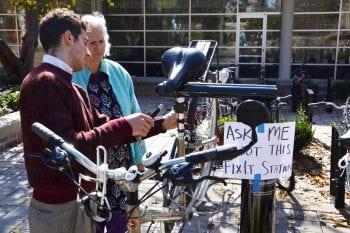 Fixit Bike Station