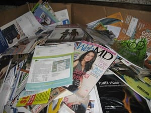 WashU Mail Services Save Thousands of Pounds of Paper