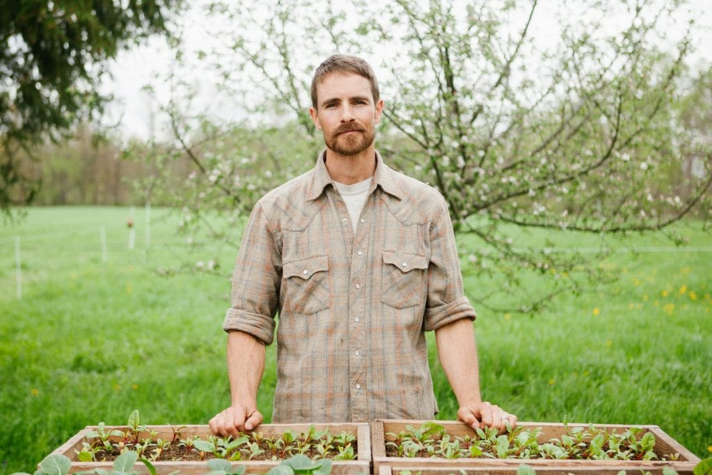 Alumni Series: Tim Biello, Organic Farmer