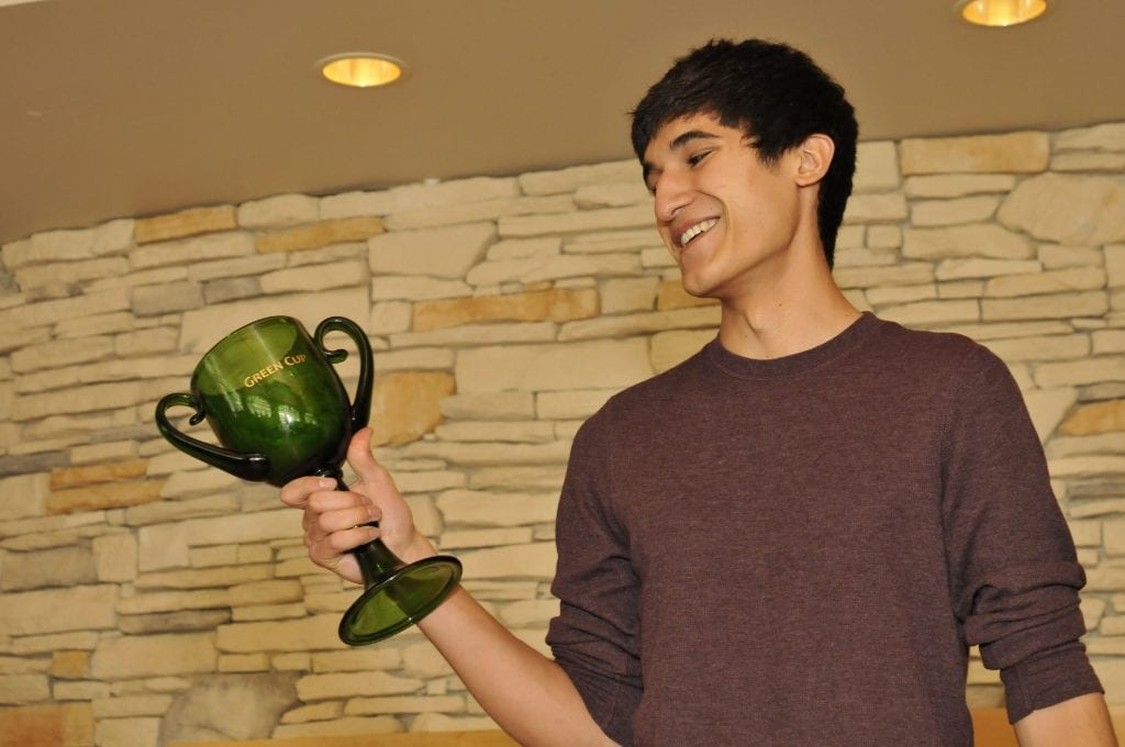 Students to Compete at the Eighth Annual WashU Green Cup