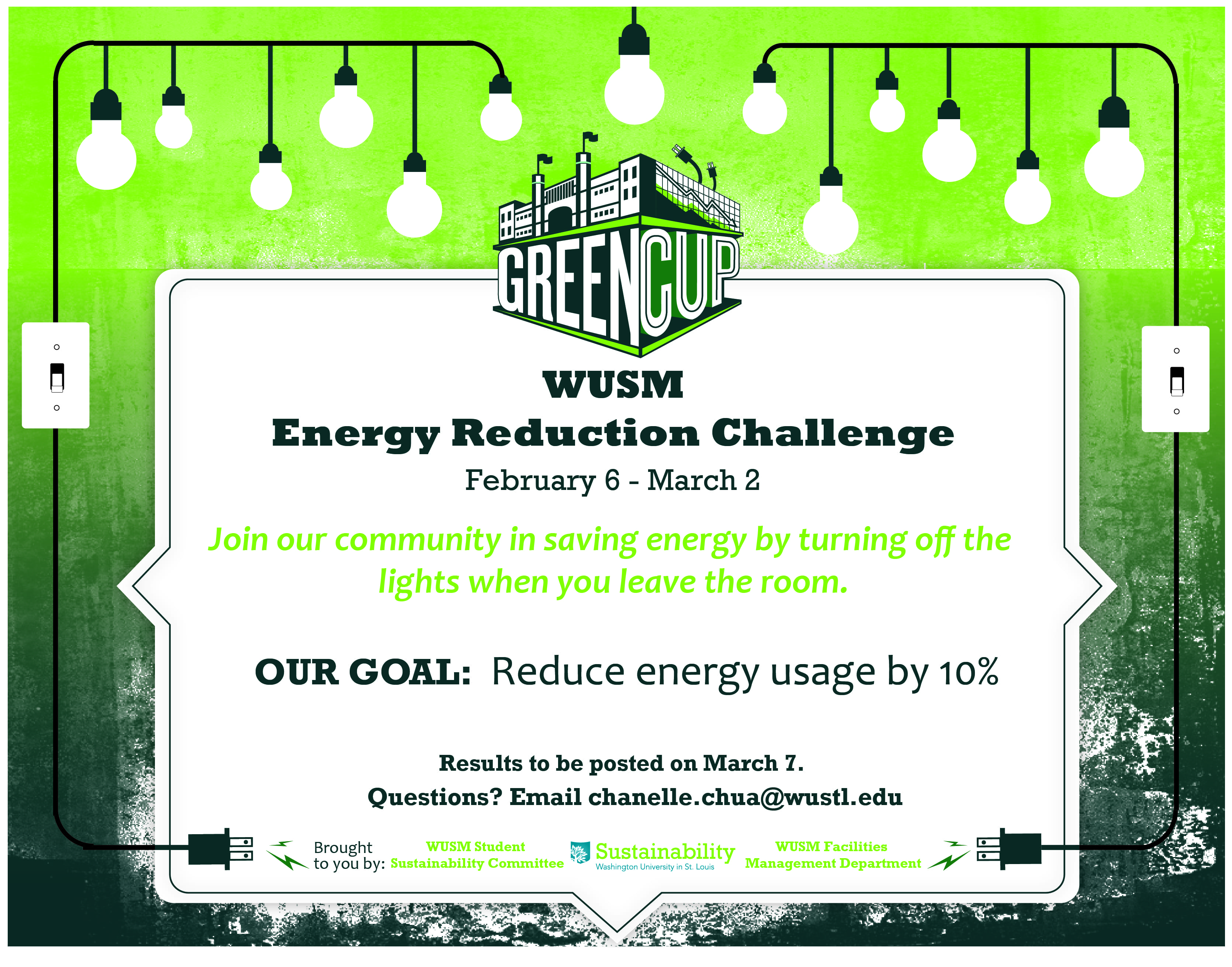 Green Cup | Sustainability | Washington University in St  Louis
