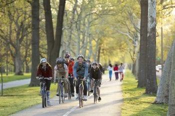 Bike to Campus
