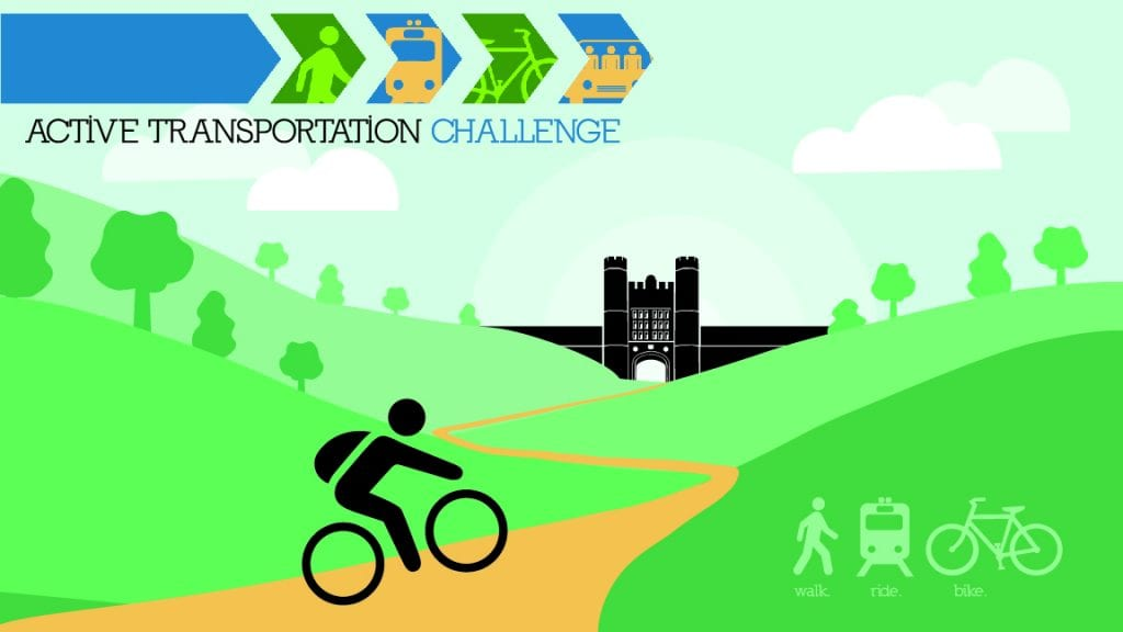 Active Transportation Challenge: April 9 – April 30