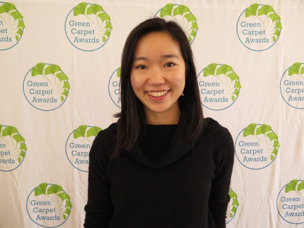 Alumni Series: Danica Yu, Former Green Office Associate