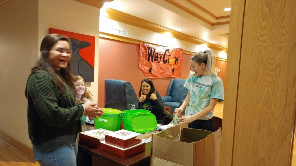 Composting in the Dorms Pilot A Success