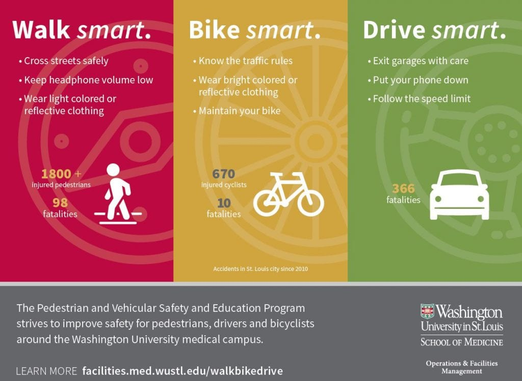 A Program to Enhance Transportation Safety on the Medical School Campus