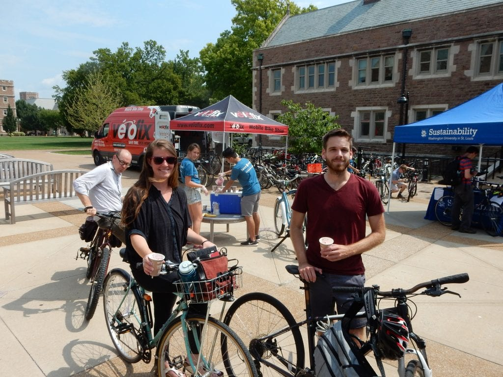 Summer Commuter Resource Fair Series Returns, on the Danforth and Medical Campuses