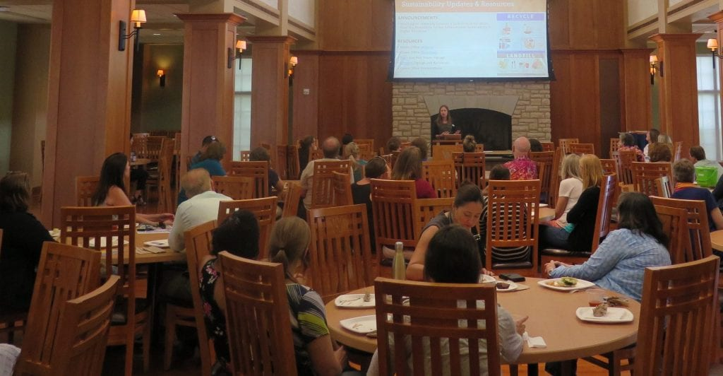 Green Offices Gather to Network and Share Best Practices