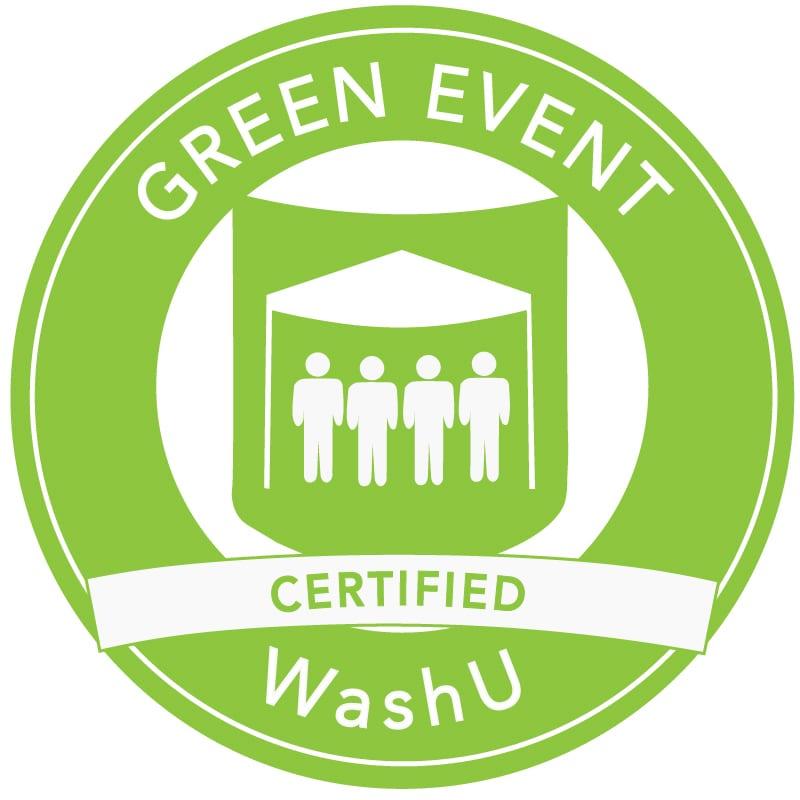 Green Event Certification Washington University In St Louis