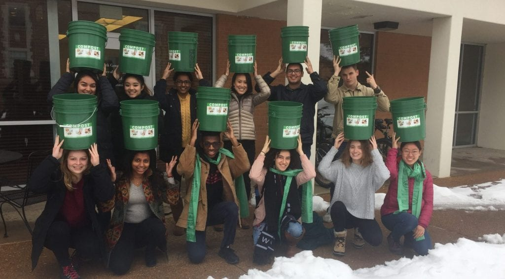 Residential Composting at WashU
