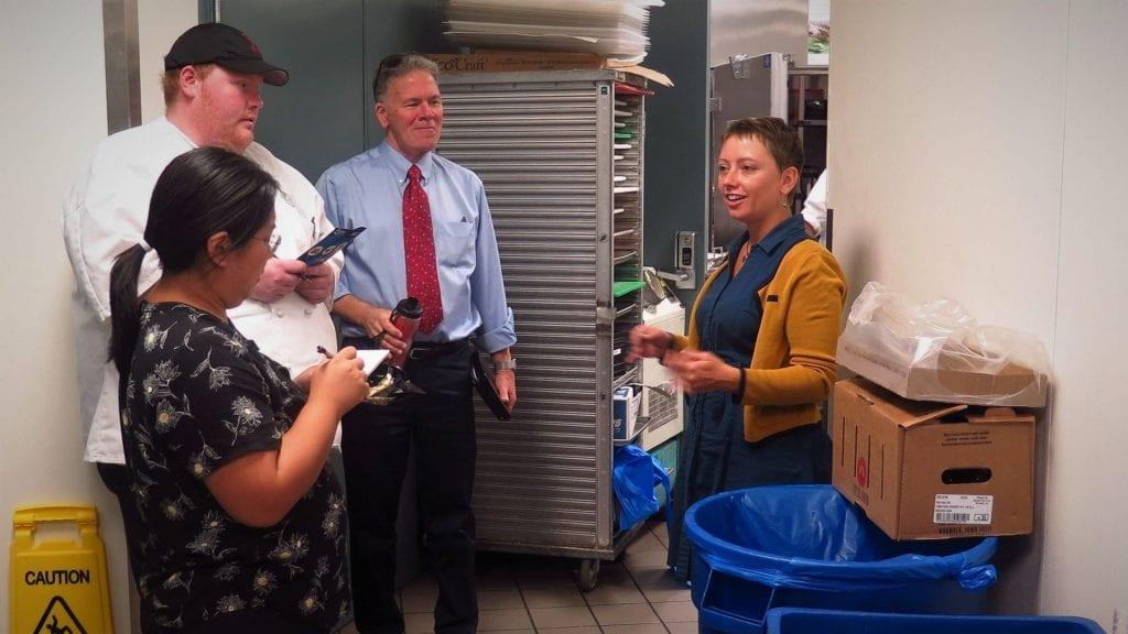 WashU Dining Services Continues Improvements in Sustainability and Efficiency