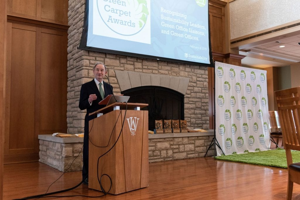 Green Carpet Awards Recognizes Leaders and Green Offices