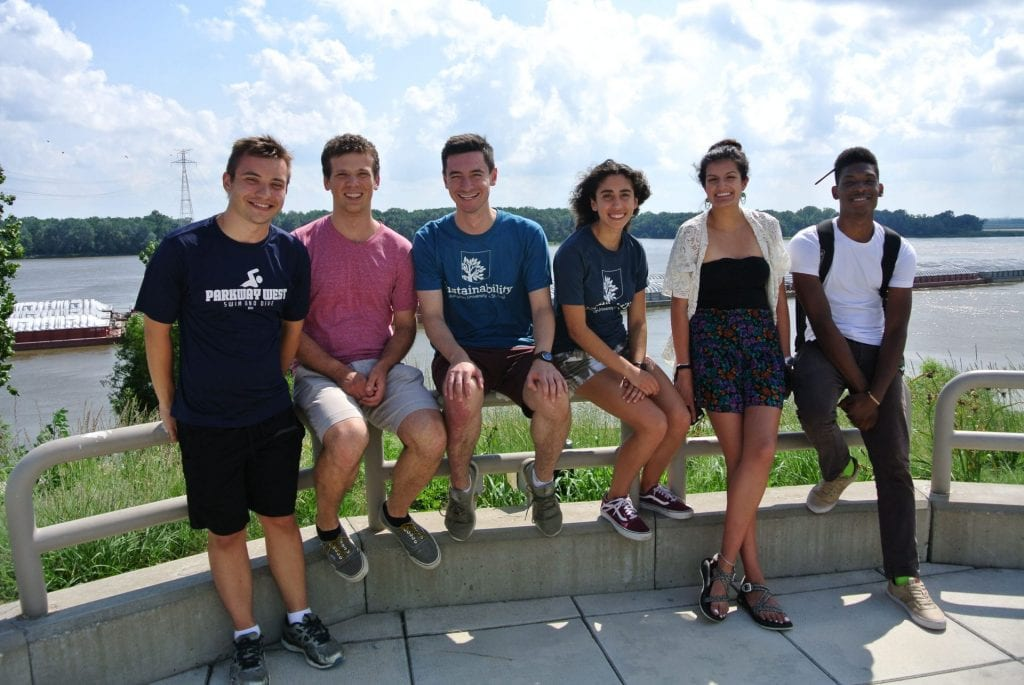 WashU Students: Join Us This Summer!