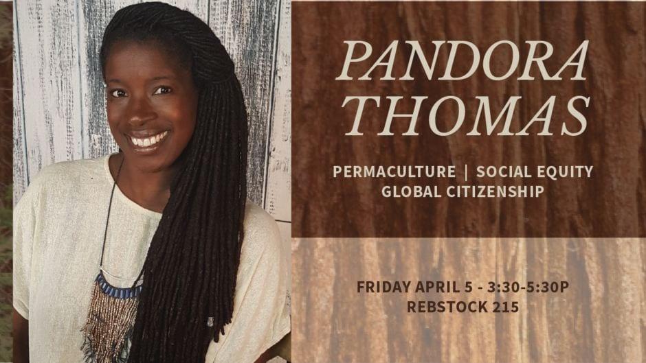 Pandora Thomas