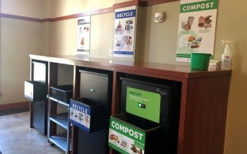 Composting Launches in the DUC