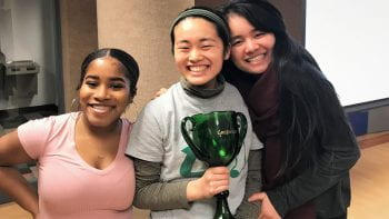 WashU's Student-Led Sustainability Efforts Recognized