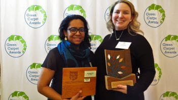 Green Carpet Awards Recognize Sustainability Leaders