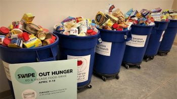 Working Toward Food Security for Our Students