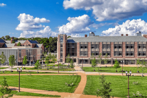University Reaches Major Sustainable Building Milestone