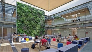 Virtual Campus Sustainability Tour Includes Award-Winning East End Project