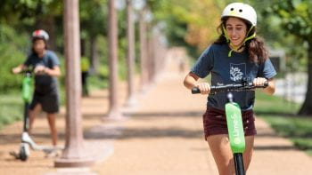 The Ins and Outs of Dockless E-Scooters