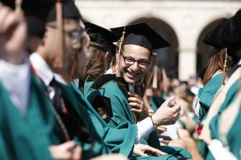 Sustainable Commencement Celebrations