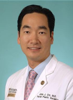 headshot of John Chi