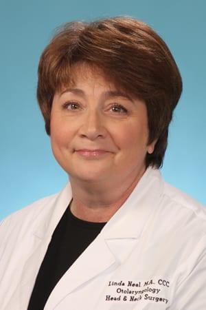 headshot of Linda Neal