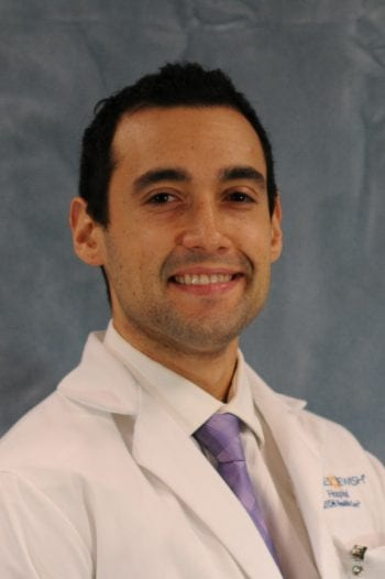 headshot of Peter Vila, MD, MSPH