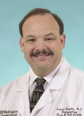 headshot of Randal C. Paniello, MD, FACS