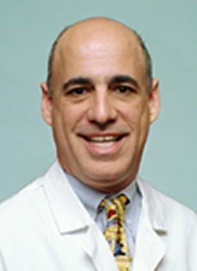 headshot of David W. Molter, MD