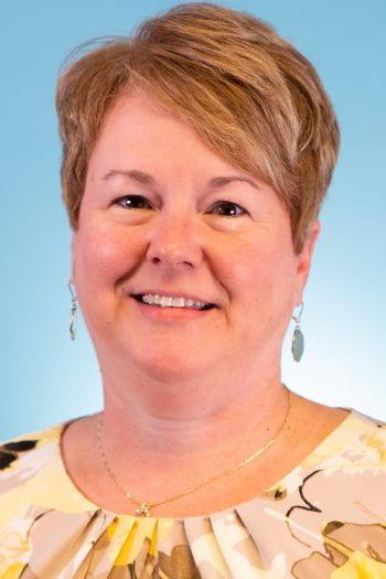 Headshot of Business Manager Debbie Scherr
