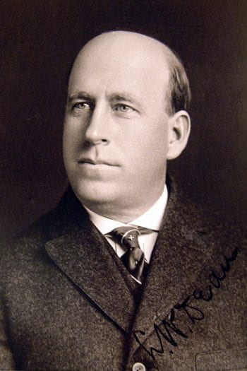 Photo of former chairman, Dean