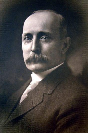 Photo of former chariman, Shapleigh