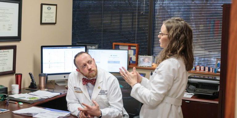 Speech-language pathologists help patients regain function