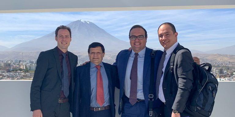 Faculty advance otolaryngology care across the globe