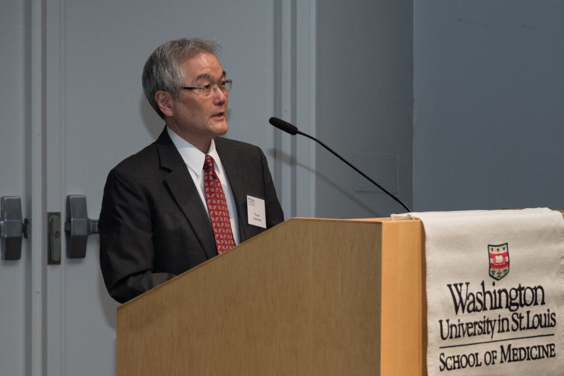 Associate Director Dr. Wayne Yokoyama presents New Insights into Human Diseases Caused by Immune System Dysfunction.