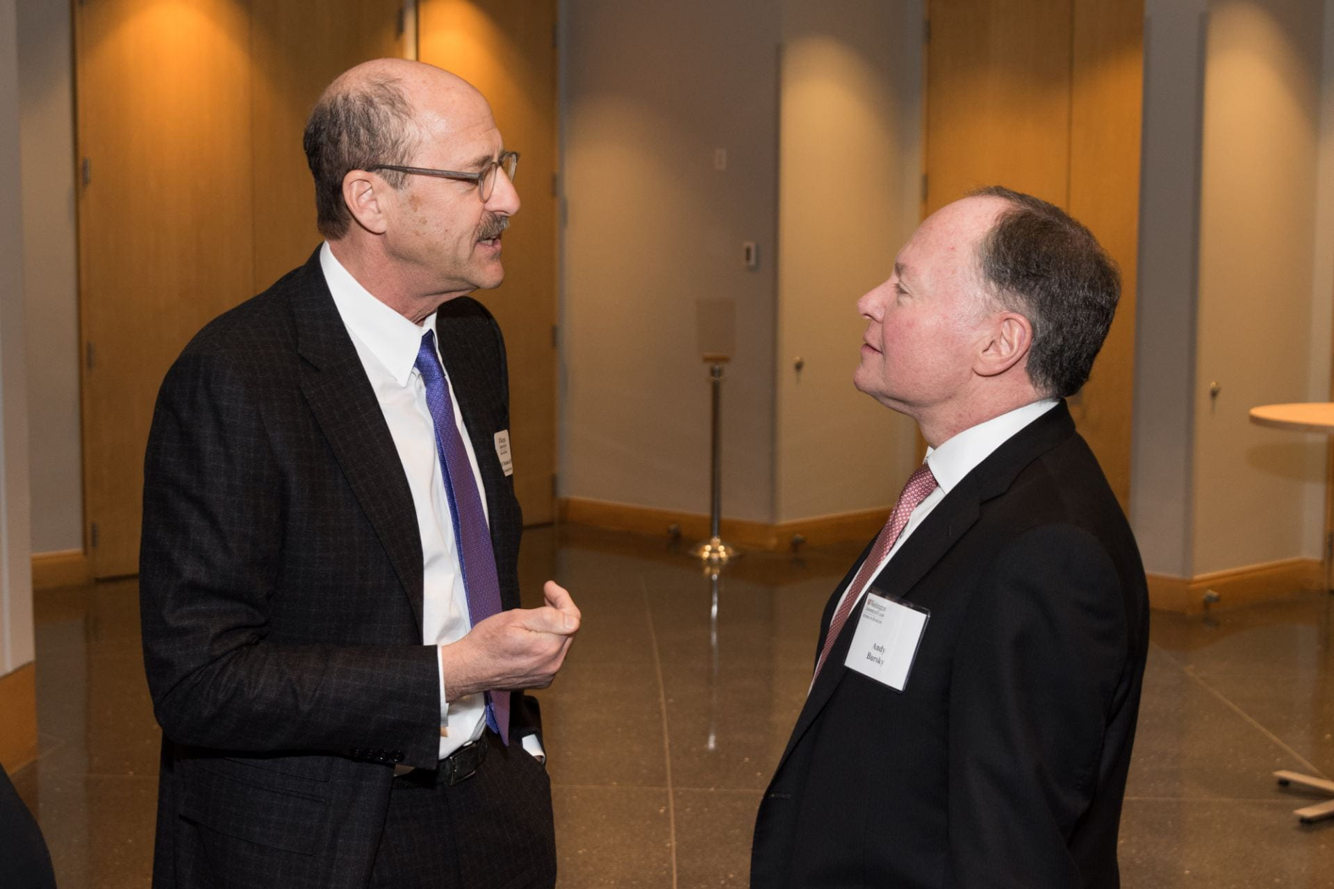Dean Perlmutter and Andy Bursky